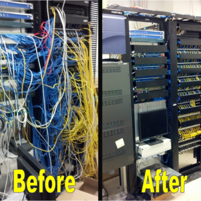 network cabling services highrise communicationsby following a few simple rules network downtime can be prevented quite easily